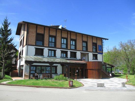 Hotel Atalaia : Hotel