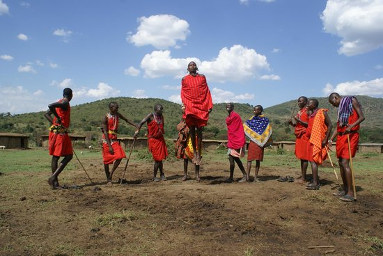 Entumoto Safari Camp: Cultural trip to Masai village