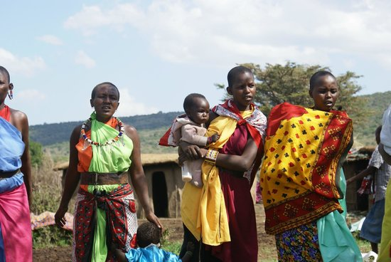 Entumoto Safari Camp: In a Masai village