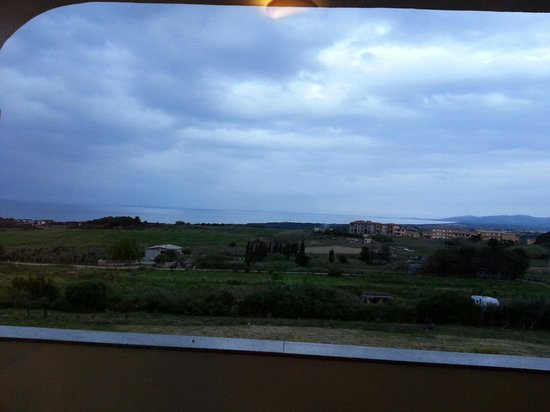 Abbaidda Hotel : Vista fantastica