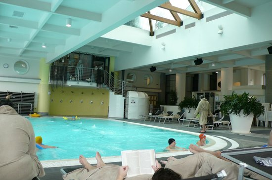 La Piscina Coperta Picture Of Roseo Euroterme Wellness Resort
