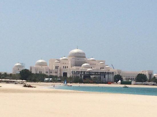 Emirates Palace: STRAND