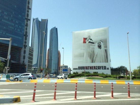 Emirates Palace : STADTTOUR