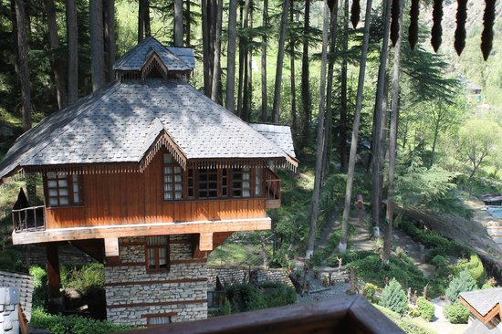 The Himalayan Village: Tree House