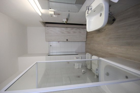 Best Quality Hotel Gran Mogol : sala da bagno con vasca
