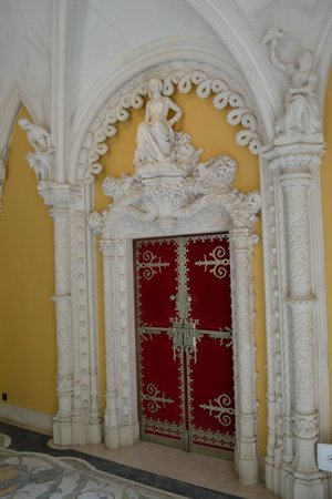 Palais de la Regaleira : .