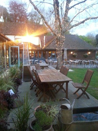 The Cromwell Arms: Garden