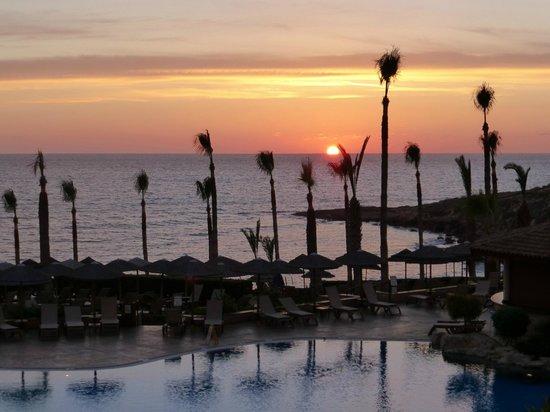 Atlantica Golden Beach Hotel : View from Balcony bar area