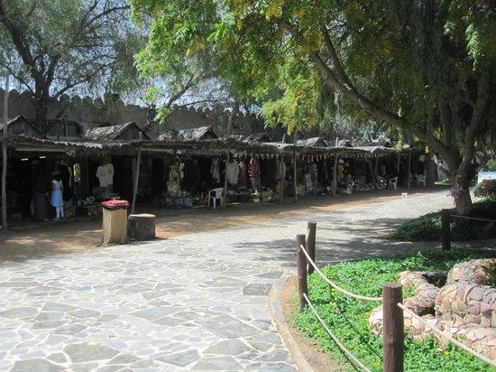Heritage Village: Tourist tat