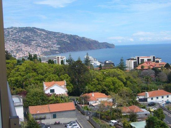 Sensimar Savoy Gardens: View from Rooftop Terrace
