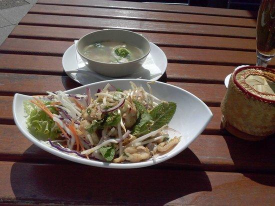 Lemon Leaf: pranzo
