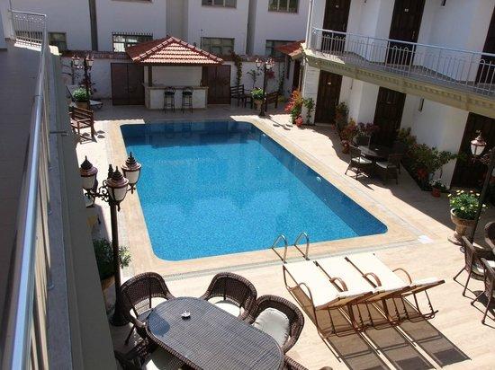 Palme Hotel: Hotel Palme Dalyan