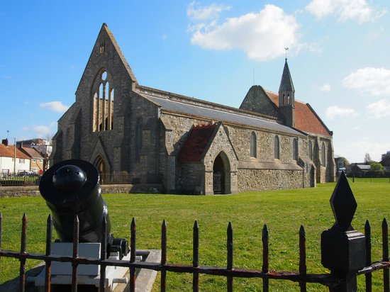 Ibis Budget Portsmouth: Church (1212)