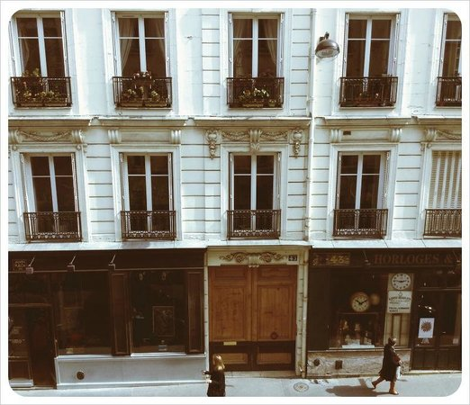 Villa Madame: Across the street