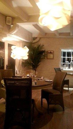 Hotel La Place: Restaurant