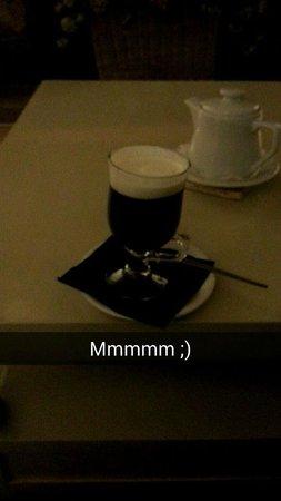 Hotel La Place: Brandy Coffee !! Gorgeous