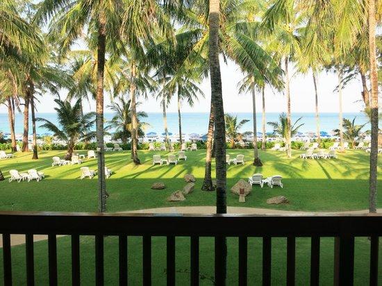 Katathani Phuket Beach Resort: View from Room Junior Suite Thani Wing
