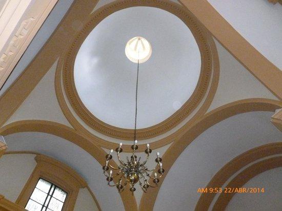 Ermita De San Antonio De La Florida : Cúpula.