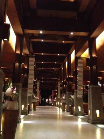 Bo Phut Resort & Spa: Lobby Area