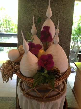 Bo Phut Resort & Spa: Reception