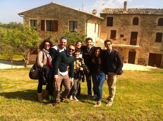 Villa Colle di Rocco : Foto di Gruppo