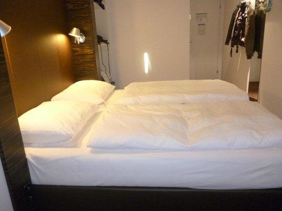 Motel One Wien-Prater: letto