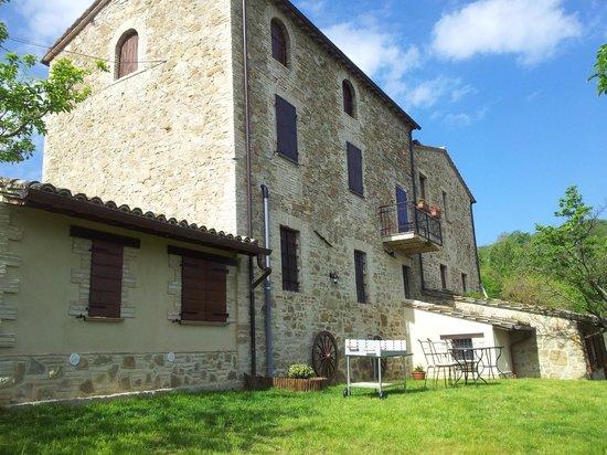Villa Colle di Rocco : Esterno Vista Panoramica
