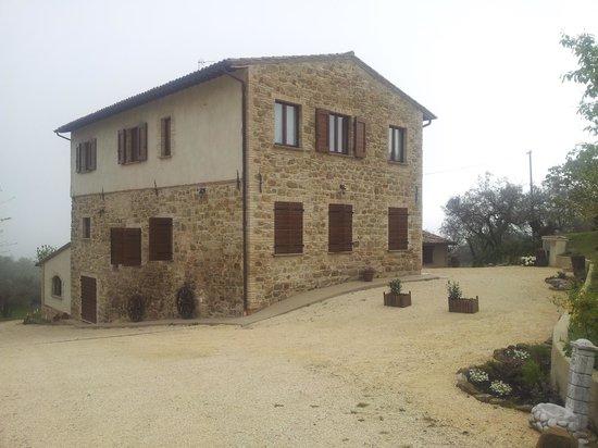 Villa Colle di Rocco : Vista Panoramica