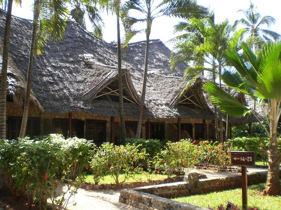Veraclub Zanzibar Village: Cottage con camere