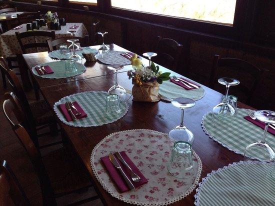 Il Poggetto : La tavola è pronta!!