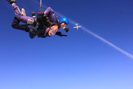 Peterlee Parachute Centre: YES!