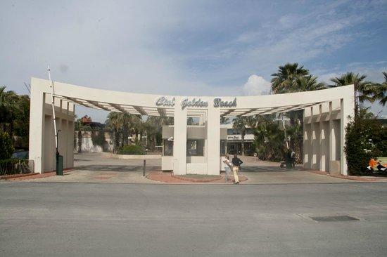 VON Club Golden Beach: Hotellet udefra