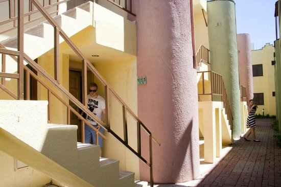 VON Club Golden Beach: Indgangsparti til værelse
