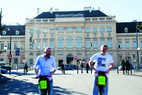 Vienna Explorer Tours & Day Trips: Segway Fun