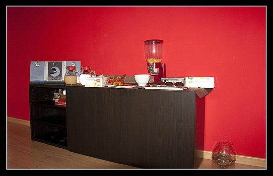 Bed and breakfast Il Cioccolato: colazione
