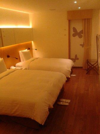 Grammos Hotel: Room