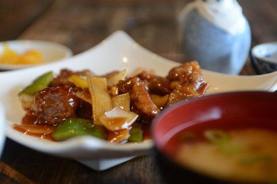Ramen Takara: Sweet n Sour Pork