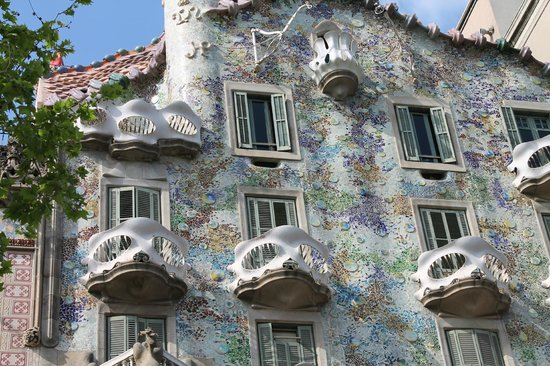 Visites Guidees de Barcelone - Private Tours: Casa Batllo