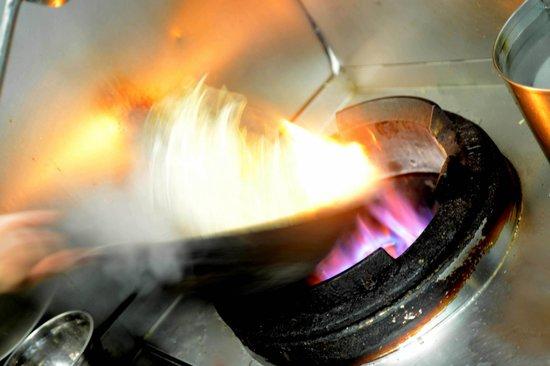 Ramen Takara: Fire!