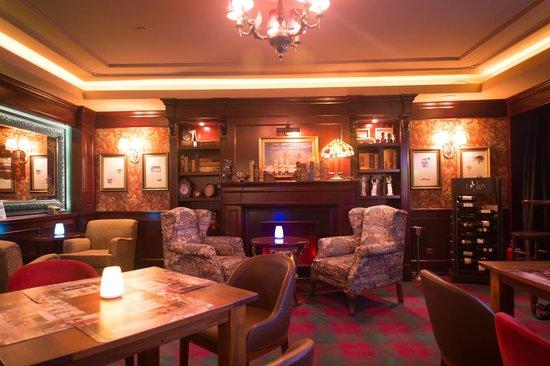 Hagia Sophia Hotel Istanbul Old City: The North Shield ( Hotel's Pub )