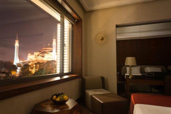 Hagia Sophia Hotel Istanbul Old City: Deluxe Room
