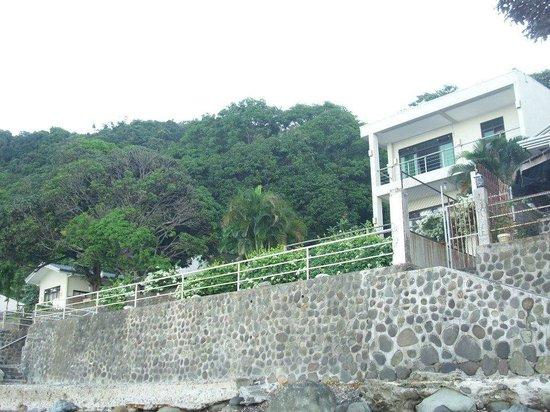 Sail Anilao: shot from the beach