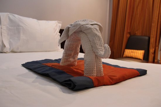 Lotus Hotel Apartments & Spa, Dubai Marina: Housekeeping Splendour