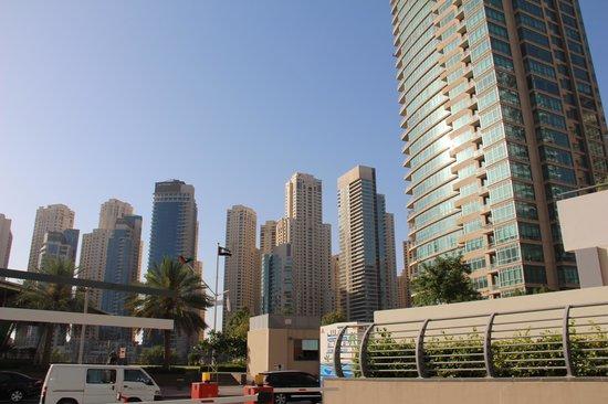 Lotus Hotel Apartments & Spa, Dubai Marina: Dubai Marina