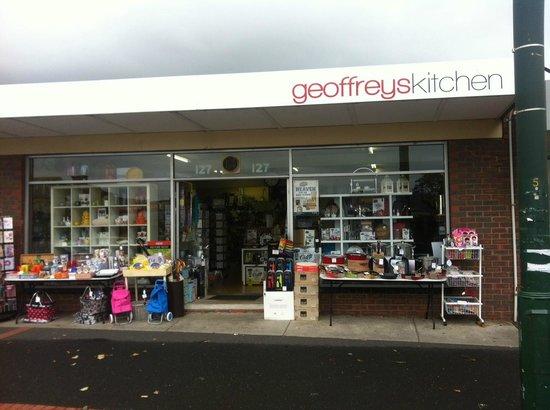 Geoffreys Kitchen