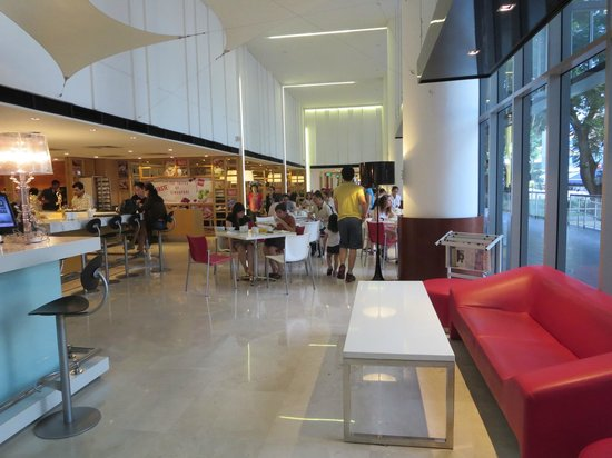 Ibis Singapore on Bencoolen: Restaurant