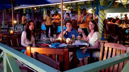 Jolly Beach Resort & Spa: Lydia's restaurant
