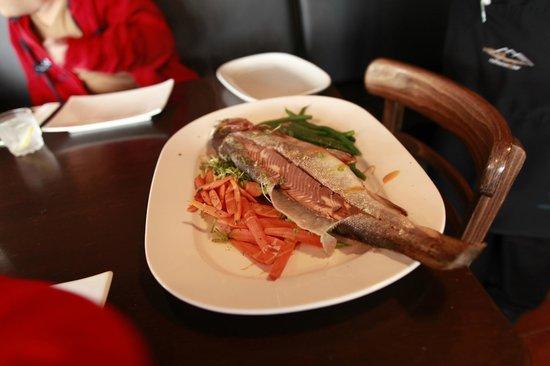 Waterside Restaurant & Bar: Good taste