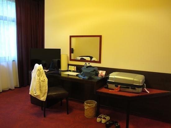 Rubin Wellness & Conference Hotel Budapest: echt goed