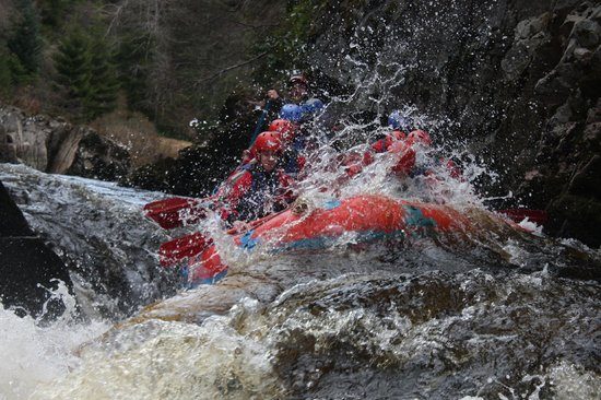 Full On Adventure: White Water Rafting. Only the best Rapids!